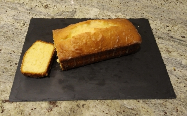 Iced Lemon Cake
